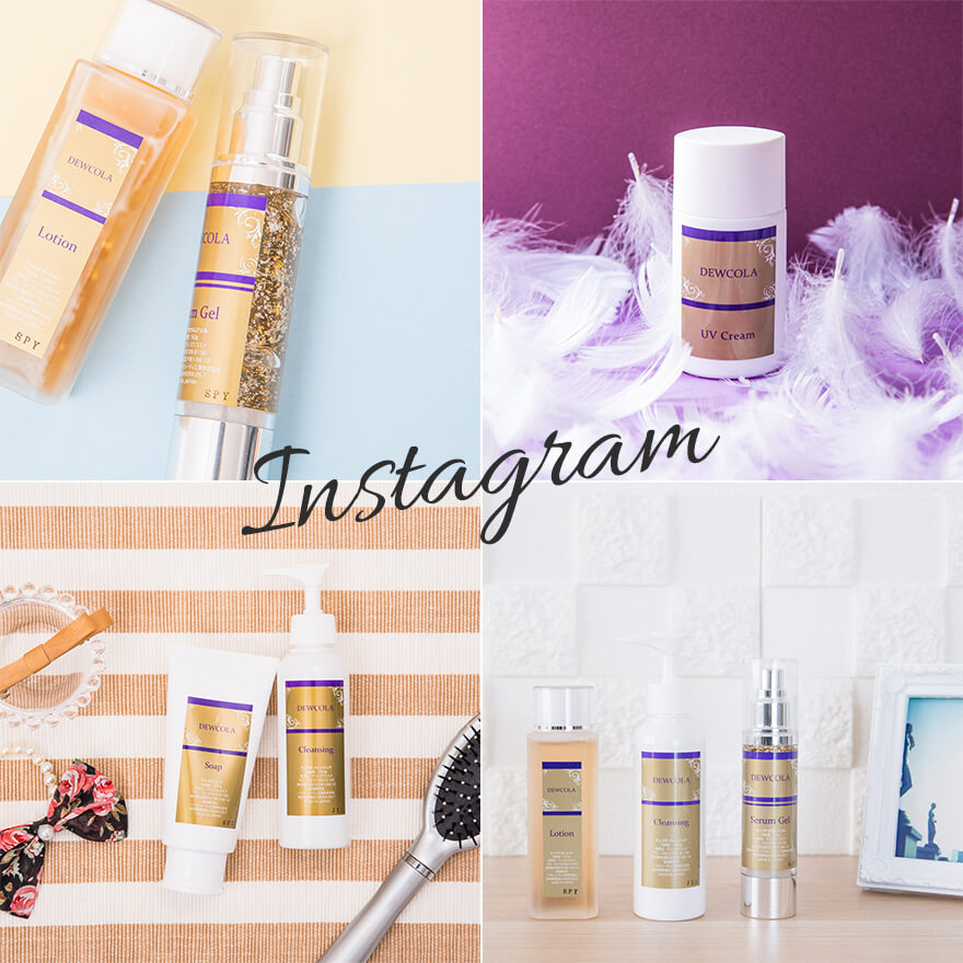 デュコラ化粧品公式Instagram