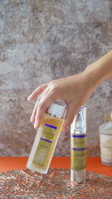 サロン専売デュコラ化粧品 販促サポート用インスタストーリーズ用写真例